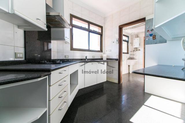 Cobertura com 4 dormitórios à venda, 564 m² por R$ 2.300.000 - Alto da Glória - Curitiba/P - Foto 10