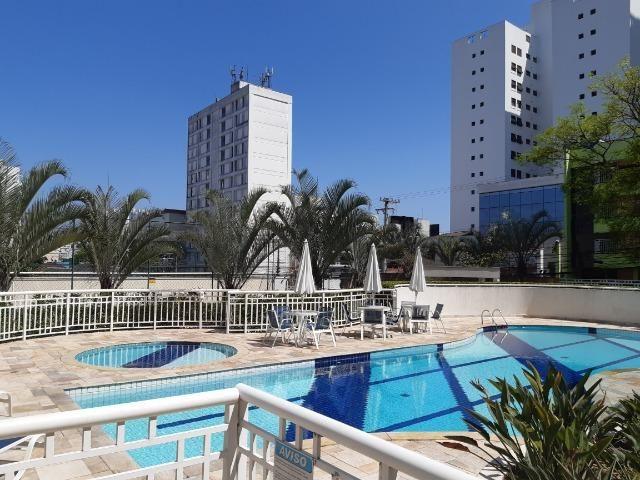 Apartamento com 3 suítes no centro de São Bernardo - Foto 18