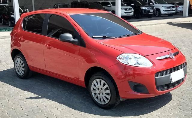 Fiat Palio 1.0 attractive ano 2017