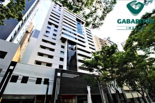 Apartamento à venda com 3 dormitórios em Champagnat, Curitiba cod:91267.001