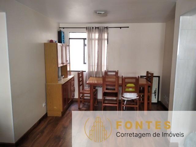 Apartamento com 3 dormitórios, sala, cozinha, 1 vaga de garagem, armários sob medida na co - Foto 8