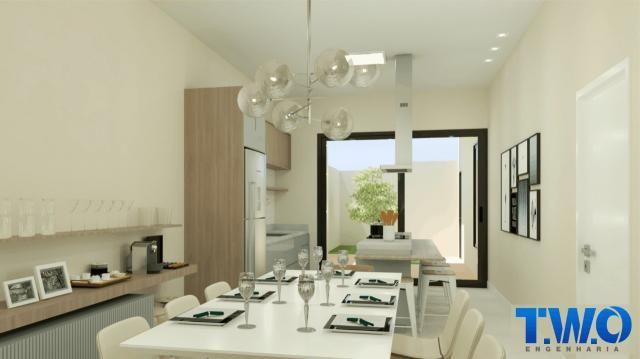 8042   Casa à venda com 3 quartos em Bom Jardim, Maringá - Foto 4