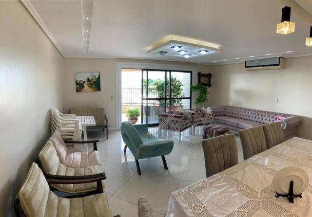 Apartamento com 4 dormitórios à venda, 216 m² por R$ 970.000,00 - Parque Monjolo - Foz do  - Foto 2