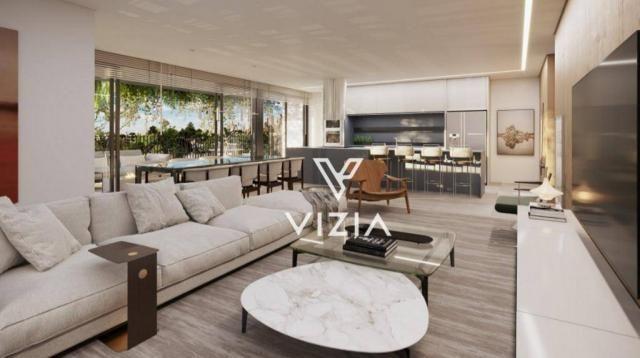 Cobertura à venda, 384 m² por R$ 4.166.502,00 - Cabral - Curitiba/PR - Foto 2