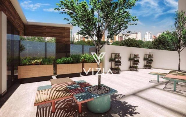 Apartamento à venda, 112 m² por R$ 936.239,00 - Cabral - Curitiba/PR - Foto 15