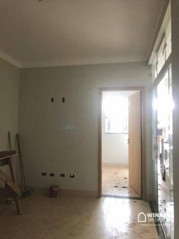 Casa com 3 dormitórios à venda, 95 m² por R$ 330.000 - Parque das Grevíleas - Maringá/PR - Foto 4