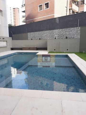 Apartamento com 4 dormitórios à venda, 235 m² por R$ 2.400.000,00 - Meireles - Fortaleza/C - Foto 3