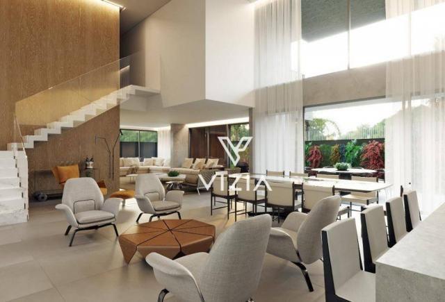 Cobertura à venda, 384 m² por R$ 4.166.502,00 - Cabral - Curitiba/PR - Foto 18