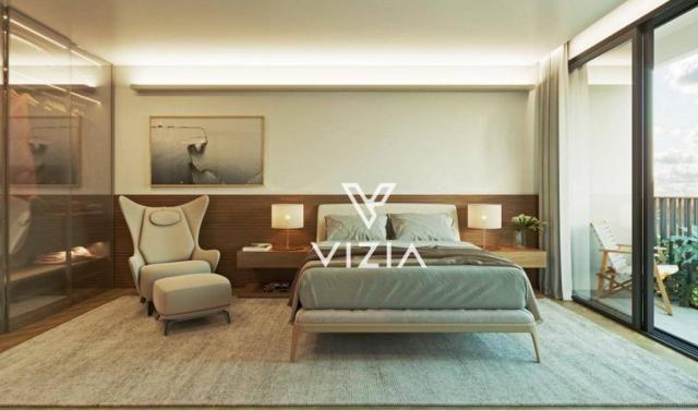 Cobertura à venda, 384 m² por R$ 4.166.502,00 - Cabral - Curitiba/PR - Foto 3