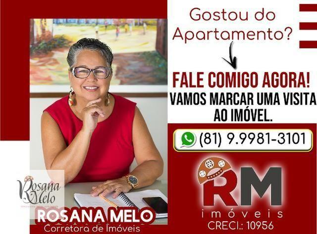 Edf. Catamarã / Apartamento Av. Boa Viagem / 237 m² / 4 Quartos / Vista mar / Alto pad... - Foto 5