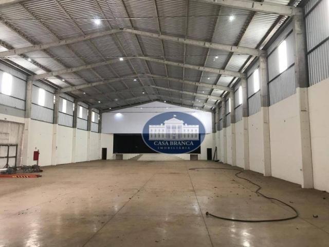 Barracão para alugar, 1500 m² por R$ 12.000,00/mês - São João - Araçatuba/SP - Foto 4