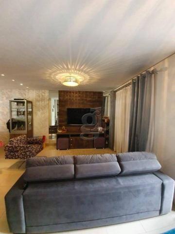 Sobrado com 3 dormitórios à venda, 153 m² por R$ 520.000,00 - Condomínio Recanto dos Pione - Foto 4