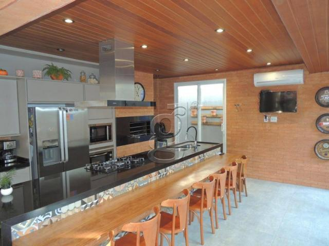 Sobrado com 3 dormitórios à venda, 290 m² por R$ 1.399.000,00 - Condomínio Royal Forest -  - Foto 10