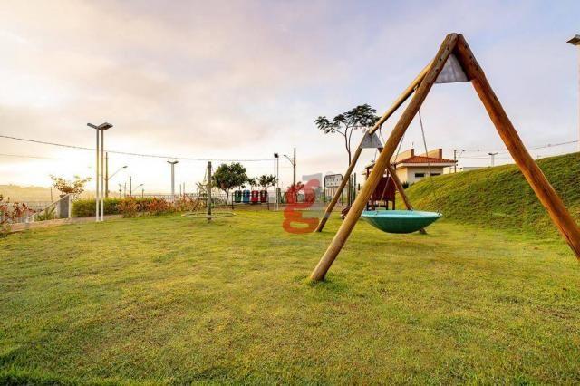 Cond. Morada Das Flores - Terreno à venda, 252 m² por R$ 182.700 - Morada das Flores - Cam - Foto 4