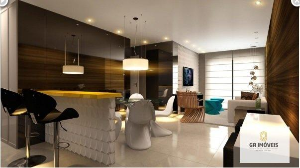 Apartamento à venda, 2 quartos, 2 vagas, Jatiúca - Maceió/AL