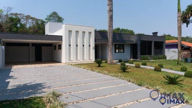 Casa com 3 dormitórios à venda, 306 m² por R$ 2.000.000,00 - Conjunto B - Foz do Iguaçu/PR - Foto 5