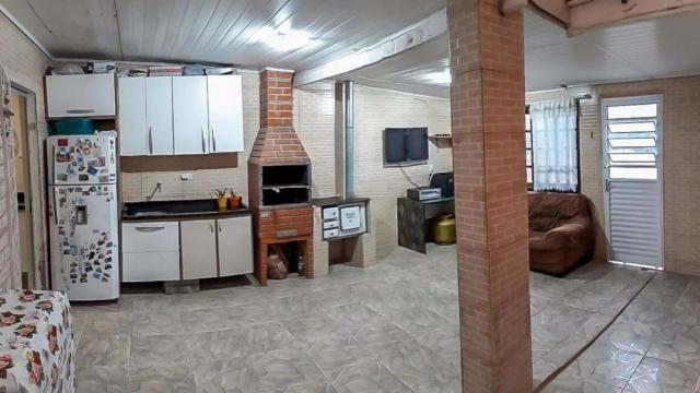 Linda Casa 03 quartos c/suite terreno 02 vagas no Santa Candida Curitiba - Foto 6