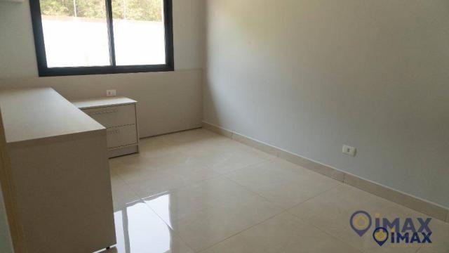 Casa com 3 dormitórios à venda, 306 m² por R$ 2.000.000,00 - Conjunto B - Foz do Iguaçu/PR - Foto 17