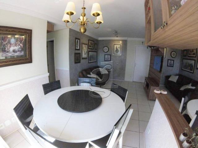 Apartamento com 3 dormitórios à venda, 67 m² por R$ 275.000 - Edifício Garden Belvedere -  - Foto 4