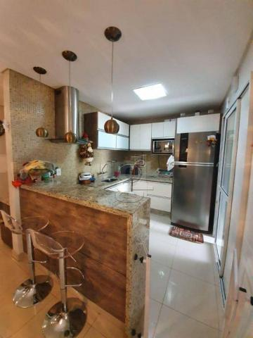 Sobrado com 3 dormitórios à venda, 153 m² por R$ 520.000,00 - Condomínio Recanto dos Pione - Foto 5