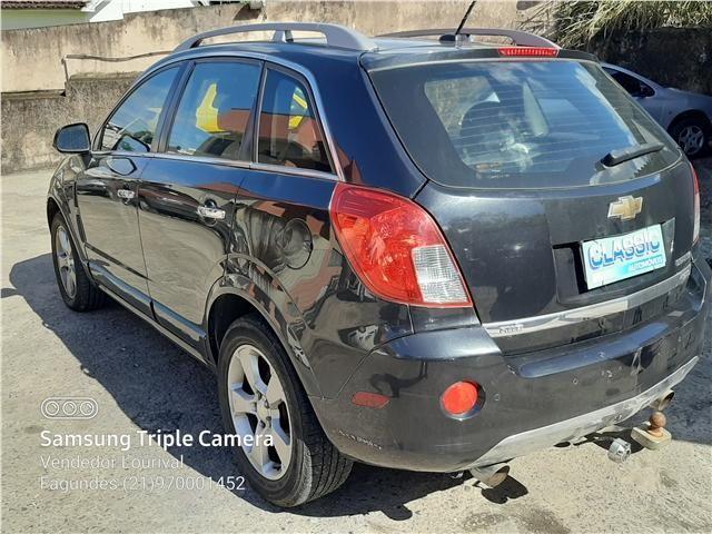 Chevrolet Captiva 3.0 sidi awd v6 24v gasolina 4p automático - Foto 6
