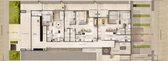 Apartamento com 1 dormitório à venda, 39 m² por R$ 240.000 - Intermares - Cabedelo/PB - Foto 10