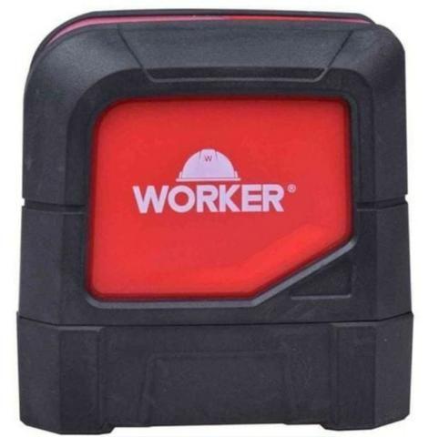 Nível a laser autoniv. worker com suporte,promoção relampago barato ( nova) - Foto 4