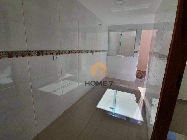 Sobrado à venda, 90 m² por R$ 320.000,00 - Sítio Cercado - Curitiba/PR - Foto 8