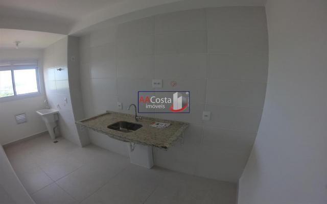 Apartamento para alugar com 2 dormitórios em Jardim consolacao, Franca cod:I08694 - Foto 3