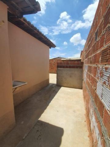 Casa à venda com 2 dormitórios em Ba, brasil, Juazeiro cod:expedito01 - Foto 5