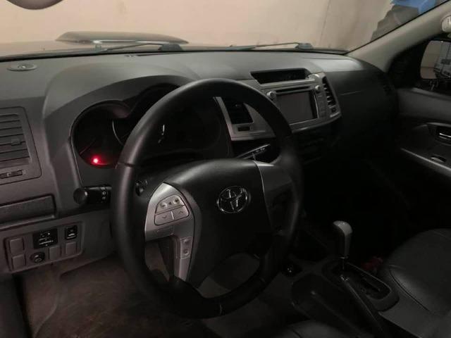 Toyota Hilux SRV 3.0 SRV 4X4 Aut 2012 - Foto 3