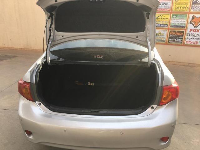 Toyota Corola 2010 XEI 1.8 automático - Foto 14