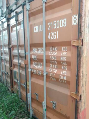 Container 40 pés Dry DC - Foto 5