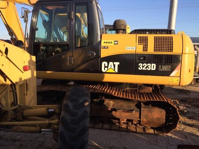 Escavadeira Hidráulica CAT 323 DLME - Foto 4