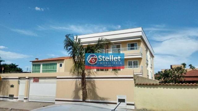 Apartamento com 2 dormitórios à venda, 70 m² por R$ 200.000,00 - Atlântica - Rio das Ostra - Foto 2