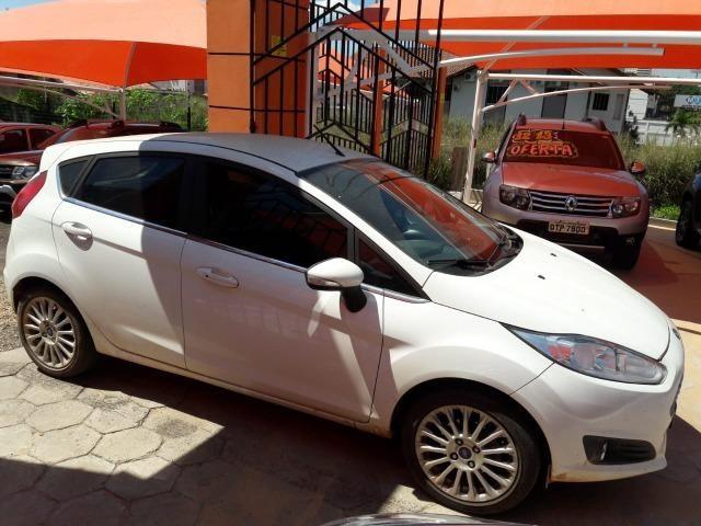 Fiesta 1.6 automático compelto - Foto 6