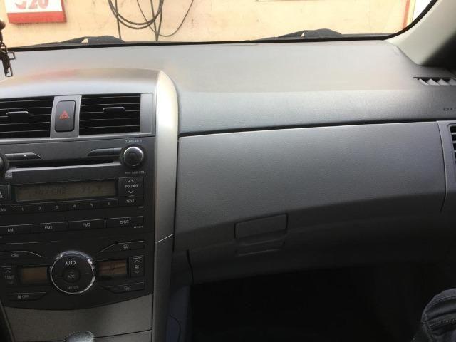 Toyota Corola 2010 XEI 1.8 automático - Foto 10