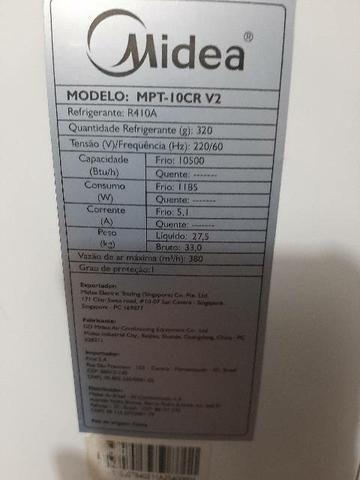 Ar condicionado portátil semi novo - Foto 4