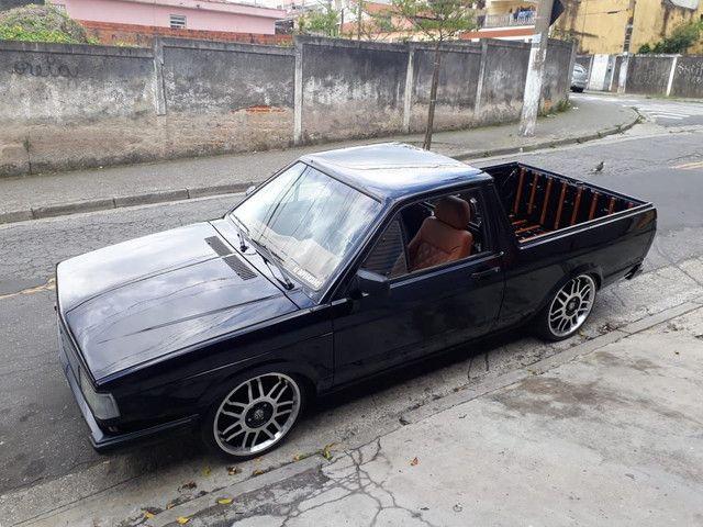 SAVEIRO  URGENTE CARRO DE COLEÇÃO - Foto 5