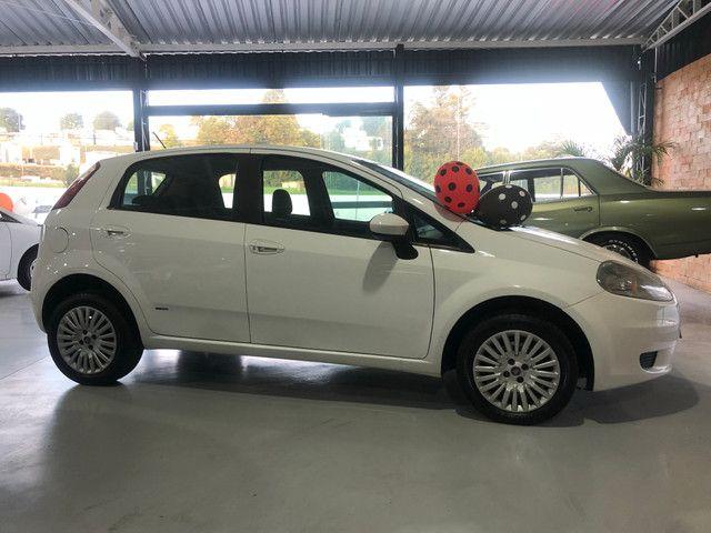 Fiat Punto Atracitve único dono 1.4 2012 - Foto 9