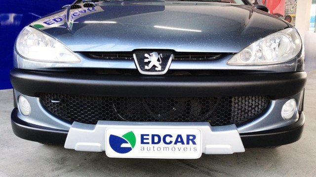 Peugeot 206 - 2008 1.6 Escapade SW 16V Flex 4P Manual Completo! - Foto 3