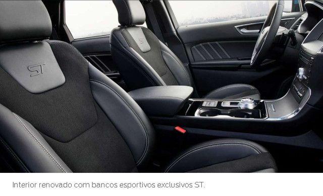 Ford Edge ST 2.7 V6 Biturbo Ecoboost - Foto 6