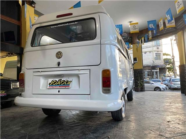 Volkswagen Kombi 1.4 mi std 8v flex 3p manual - Foto 11