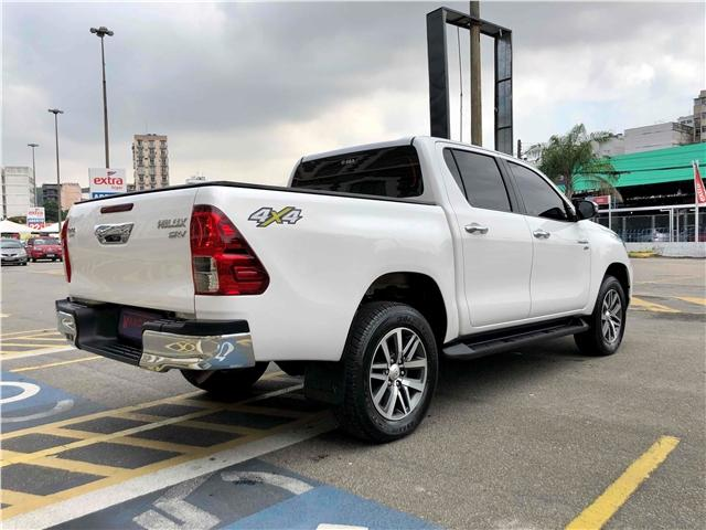 Toyota Hilux 2.7 srv 4x4 cd 16v flex 4p automático - Foto 3