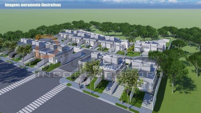 Casa com 2 dormitórios à venda, 53 m² por R$ 200.000,00 - Loteamento Comercial e Residenci - Foto 2
