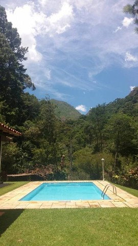 Casa para venda com terreno de 11mil m² com 3 quartos em Corrêas - Petrópolis - Rio de Jan - Foto 14