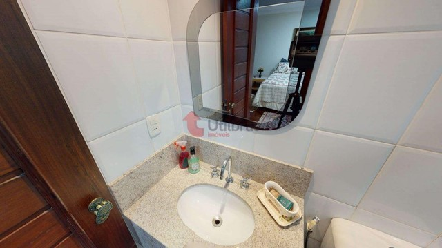 Casa à venda, 5 quartos, 4 suítes, 4 vagas, Dona Clara - Belo Horizonte/MG - Foto 19