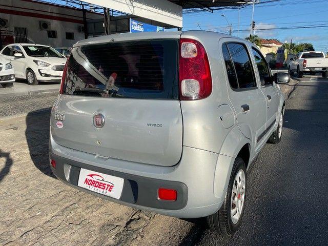 Fiat Uno Vivace Atractive 1.0 2014 Completo - Foto 4