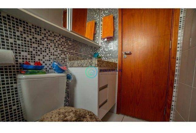 Apartamento com 2 dormitórios à venda, 56 m² por R$ 239.900,00 - Vila Jaraguá - Goiânia/GO - Foto 11