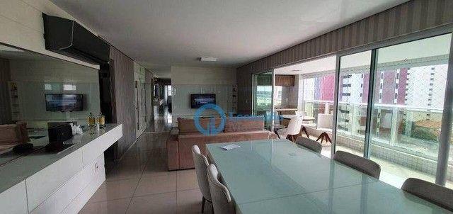 Apartamento à venda, 148 m² por R$ 1.270.000,00 - Guararapes - Fortaleza/CE - Foto 5